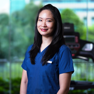 Sharon Yeoh Senior Rehab Therapist